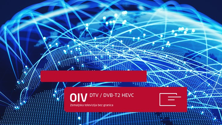 Prelazak Na Novi Dvb T2 Sustav Zapocinje Krajem Listopada 2020 Godine Oiv Digitalni Signali I Mreze